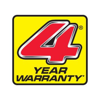 Honda 4 Years Warranty