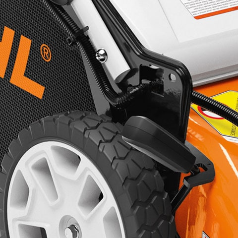 Stihl Rma 460 Height Adjustment