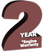 2yr Engine Warranty