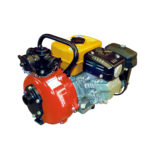 7.0hp Crommelin Single Impeller Fire Fighter Pump
