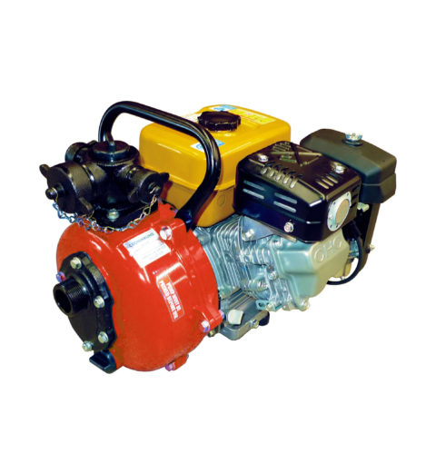7.0hp Crommelin Single Impeller Fire Fighter Pump