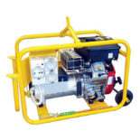 8kva Crommelins Petrol Generator P100eh Cg100peh