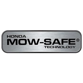 Honda Mow Safe Logo R 800