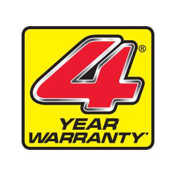 Honda 4 Years Warranty