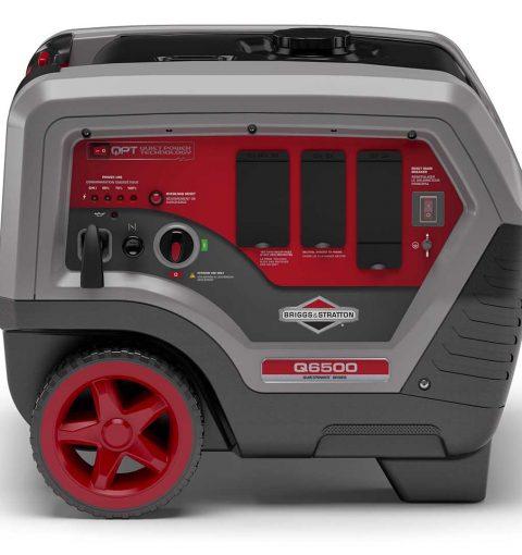 Q6500 Feature01 Compact, Lightweight Design