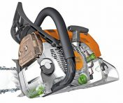 Stihl Anti Vibration System