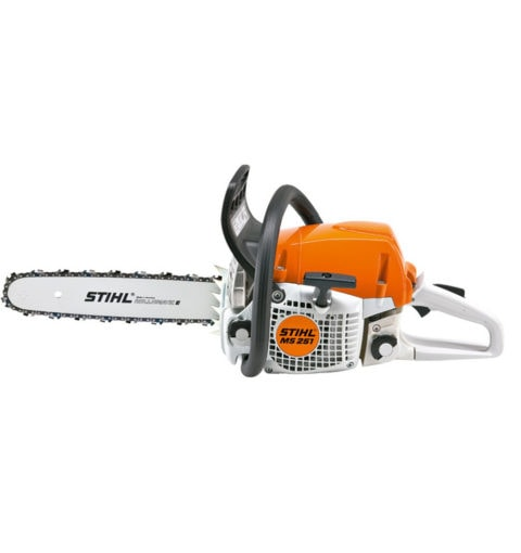 Stihl Chainsaws Petrol Ms 251