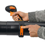 Tool Free Adjustment Of The Handle Position