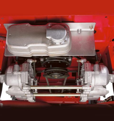 Rover Rzt 42 2