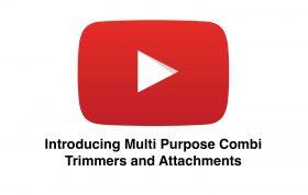 Multi Purpose Combi Trimmers And Attachments