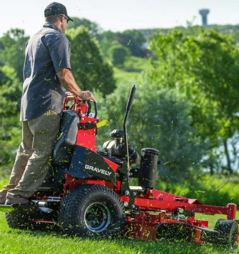 Gravely 2020 Pro Stance Gallery2
