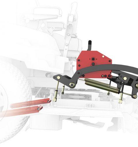 Pro Turn 400 Ez Lift Deck System