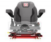 Pro Turn 400 Air Ride Suspension Seat
