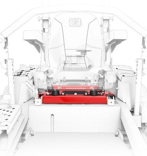 Pt Zx 60 Seat Isolators