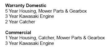 Masport Warranty Kawasaki St S21 Sp K 564953