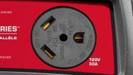 Briggs Inverter Parallel Kit Rv Outlet 120v 30a