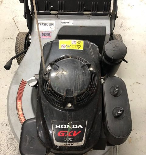 Second Hand Parklander Commercial 22 Lawn Mower With Honda Gxv160 Engine 02