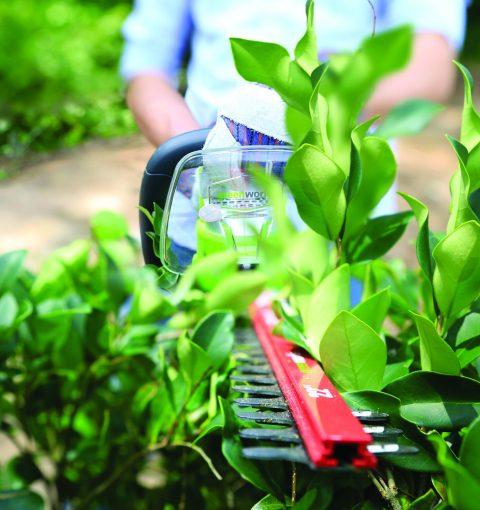 Greenworks 24v Hedge Trimmer 2200107au (c)