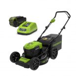 Greenworks 40v Mower 2510107 Kit