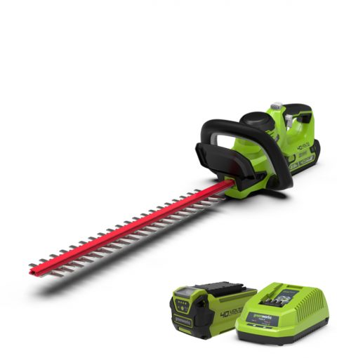 Greeworks 40v Hedge Trimmer 2200907 Kit